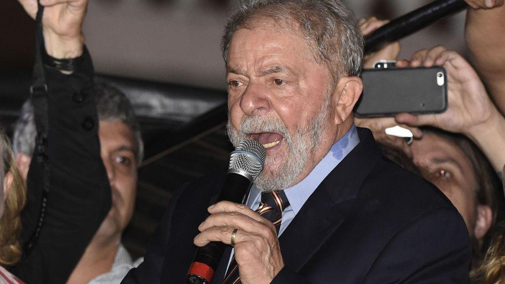 La Justicia de Brasil ordena devolver el pasaporte a Lula da Silva