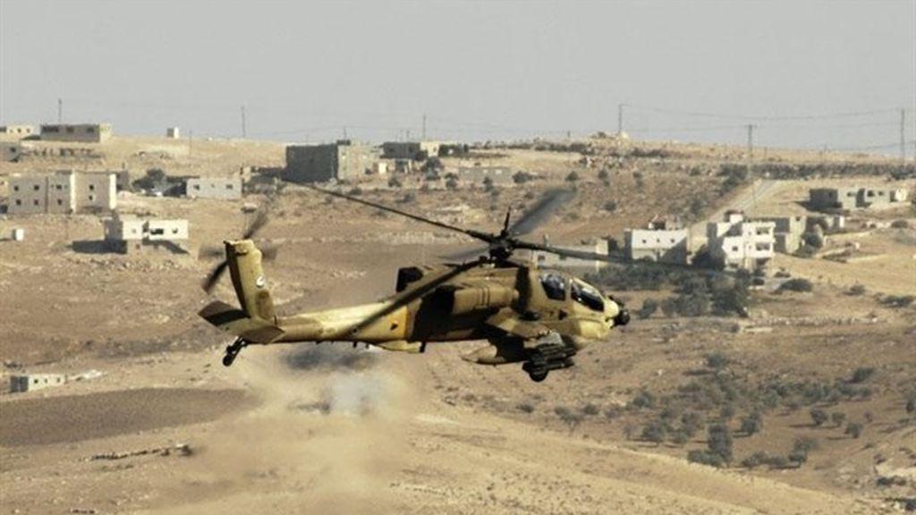 Israel bombardea en secreto en el Sinaí egipcio con la aprobación de El Cairo