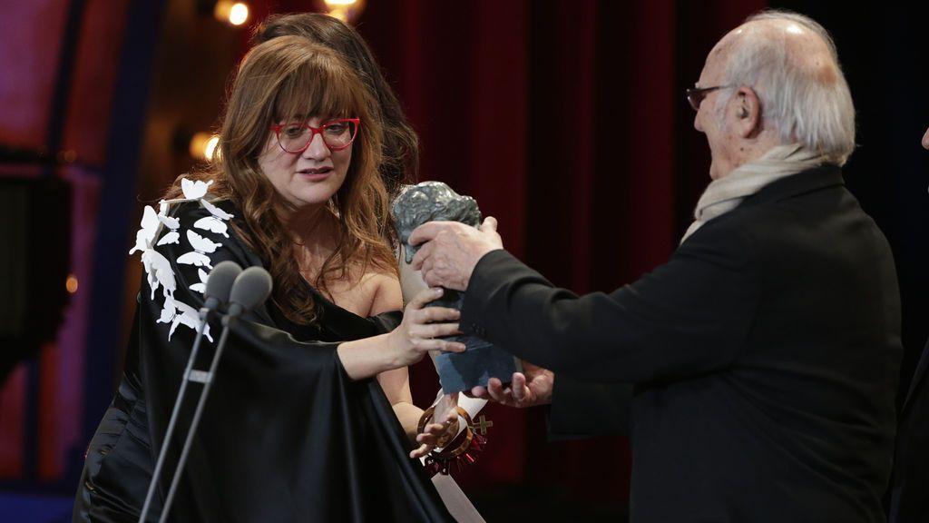 'La librería' y 'Handia' brillan en los Premios Goya