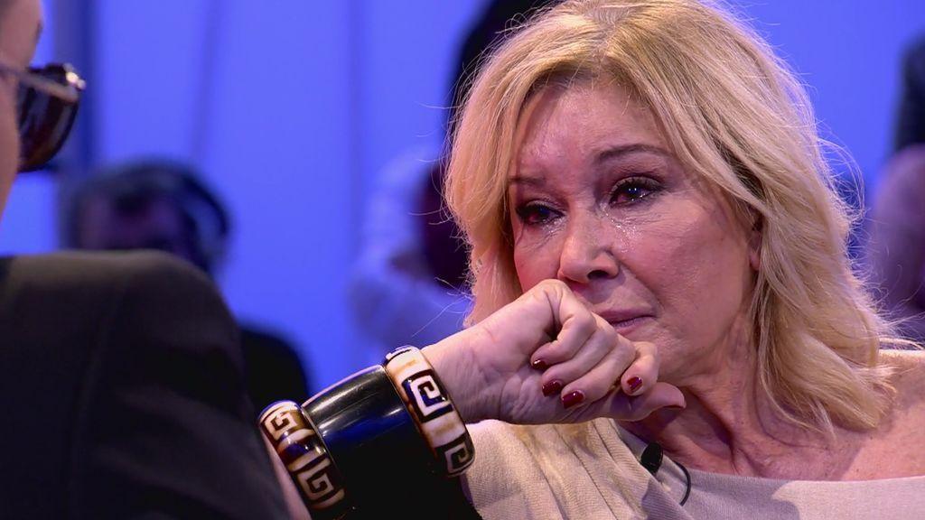 """Mila llora al recordar a 'Crónicas Marcianas': """"Lo borraría de mi vida, fue humillante"""""""