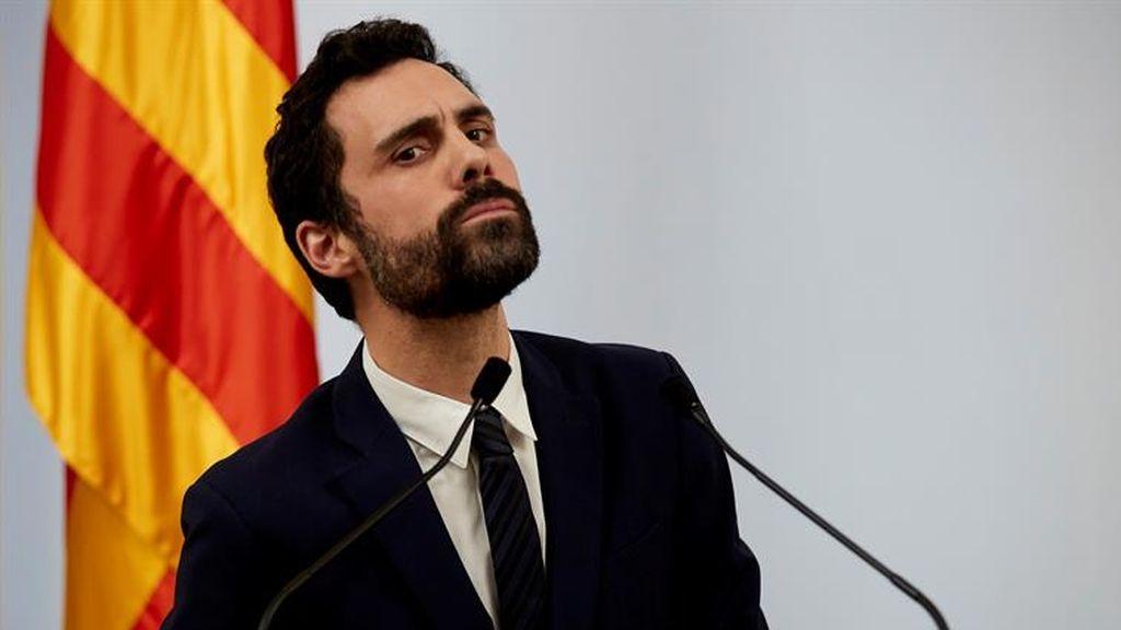 """Torrent dice que no han """"sacrificado"""" a Puigdemont y reitera su candidatura"""