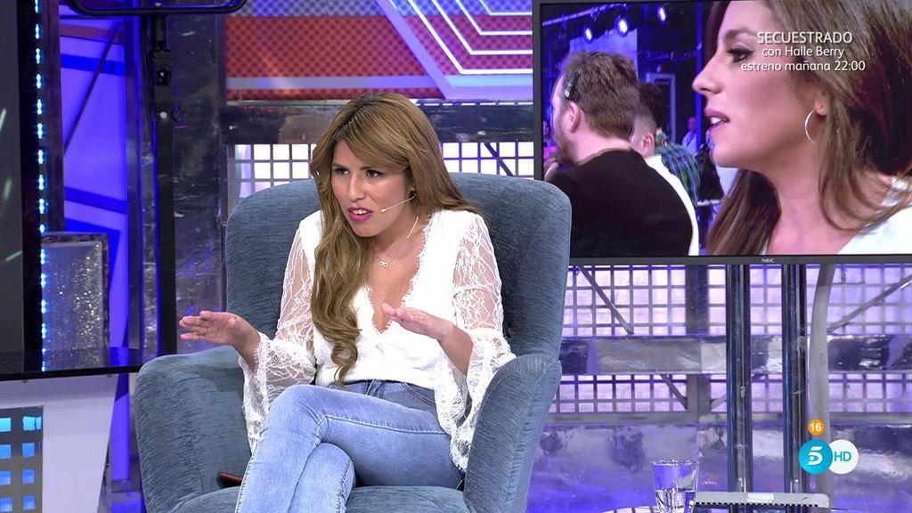 """Chabelita, sobre Anabel Pantoja en 'Sálvame': """"Por mi madre yo no lloraría, mataría"""""""