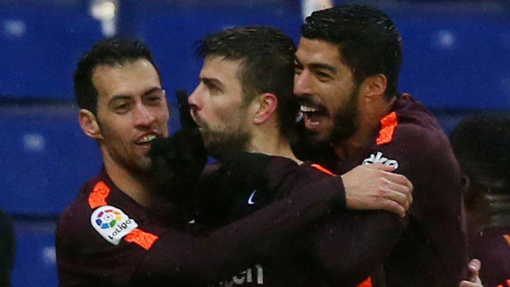 """Piqué se defiende tras el gesto: """"Falta de respeto es que insulten a mi familia"""""""