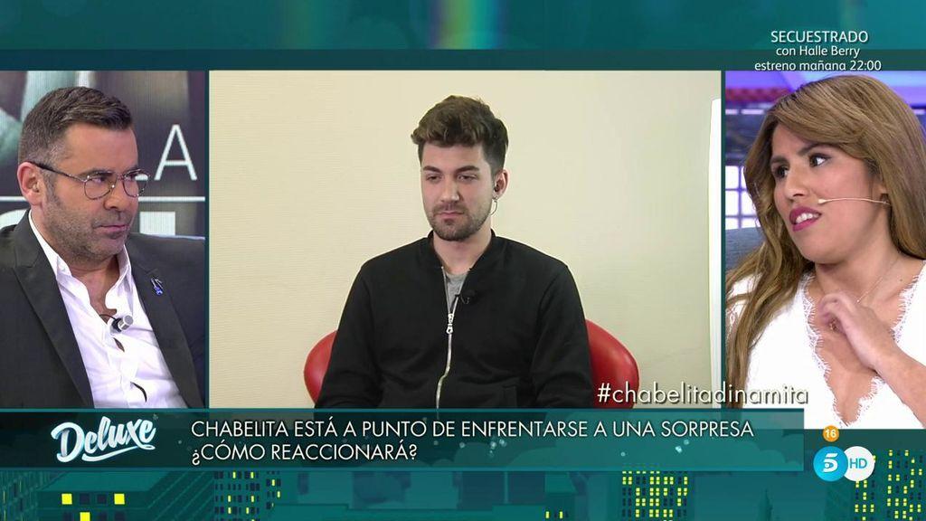"""Chabelita y Albalá, cara a cara y con bombazo: """"He demandado a Alejandro y a su madre"""""""