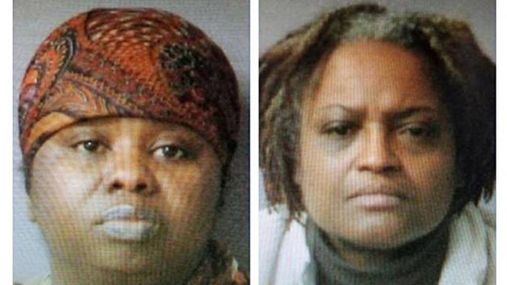 Dos hermanas queman a una niña de cinco años en un rito vudú en Estados Unidos