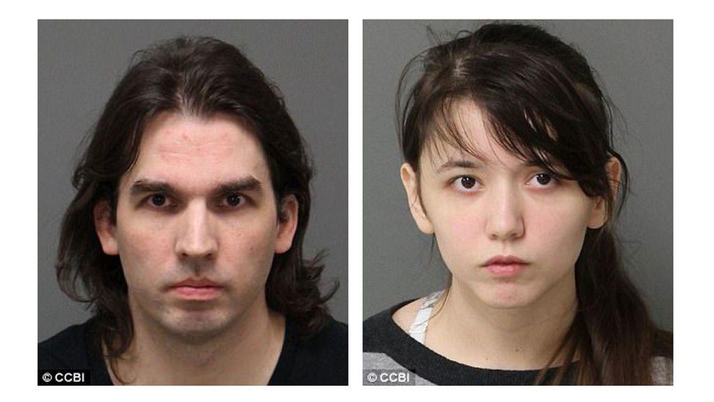 Un estadounidense arrestado por cometer incesto con su hija biológica