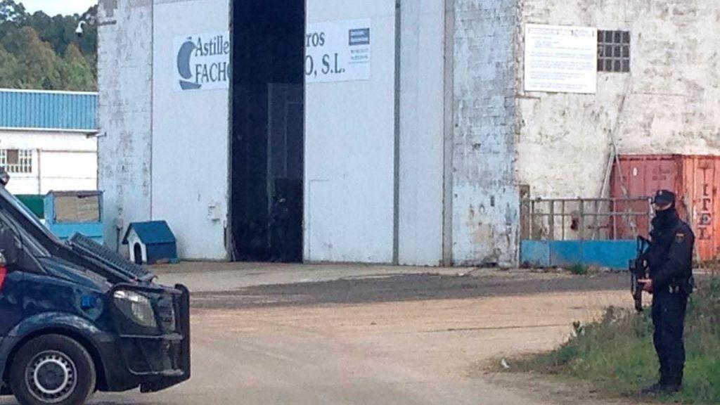 La Policía desarticula la red del 'narco' Sito Miñanco con una treintena de detenciones en cuatro provincias