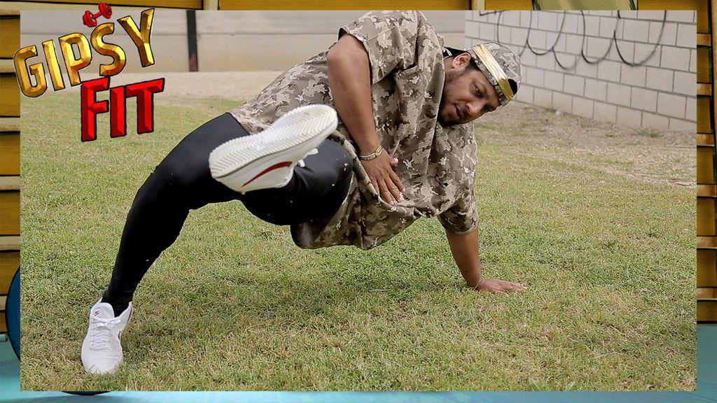 El escorpión borracho y otros ejercicios del entrenamiento militar de Mariano Heredia