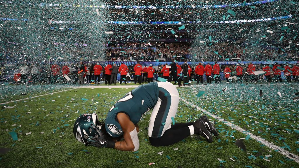 Philadelphia Eagles, vencedor de la Super Bowl 2018