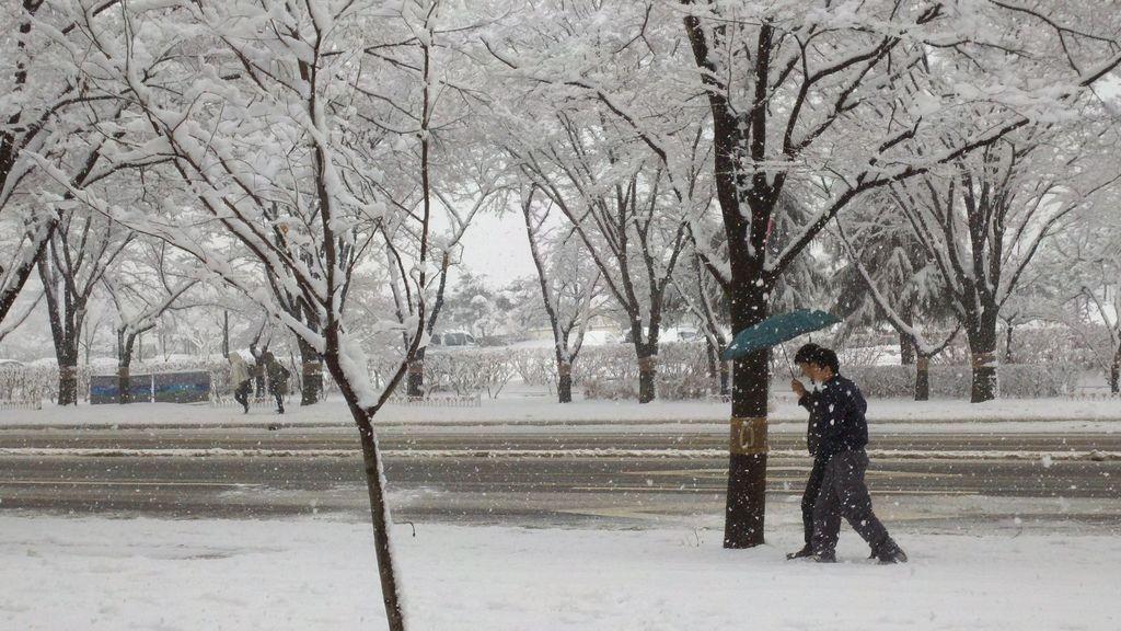 ¿Hasta cuándo va a seguir nevando? La previsión de esta
