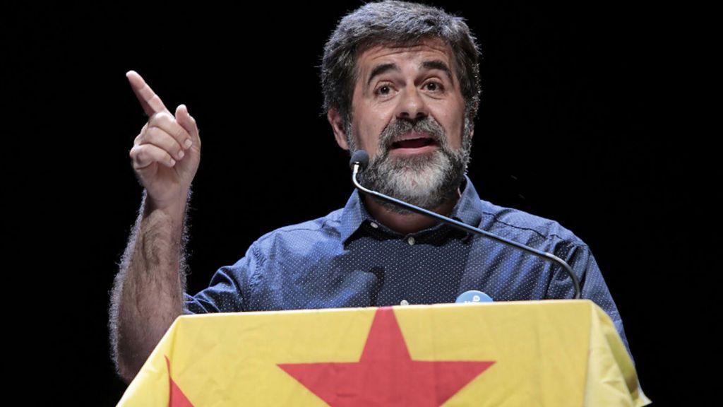 El juez mantiene en prisión a Jordi Sànchez ante los nuevos elementos que acreditan su participación en el 'procés'
