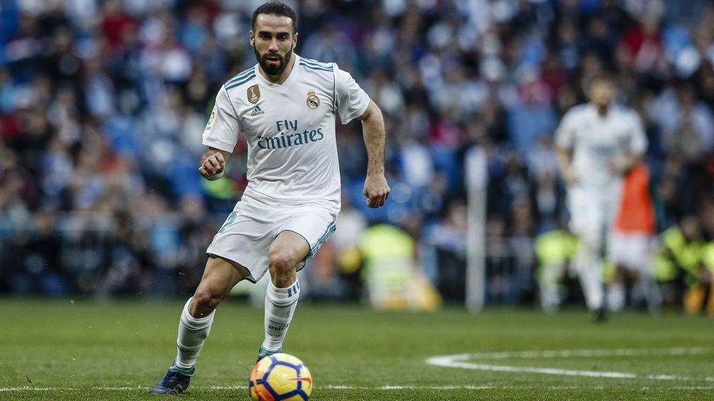La UEFA desestima la apelación del Real Madrid y mantiene la sanción a Carvajal