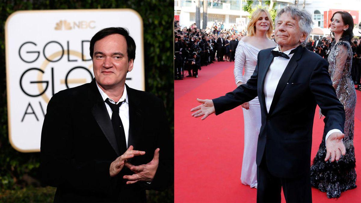 """""""La niña de 13 años quería hacerlo"""": Tarantino defiende así a Polanski en una antigua entrevista de radio"""