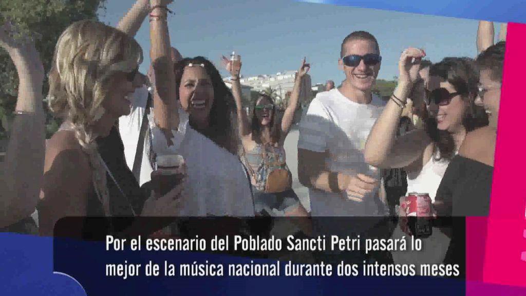 Llega a Santi Pectri el Concert Music Festival, un evento llamado a ser un clásico