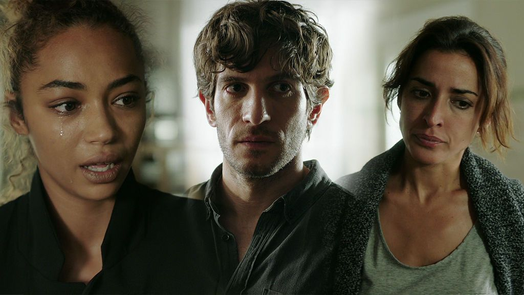 """María, a José y Lucía: """"Joao lo sabe todo, me va matar y necesito que me ayudéis"""""""