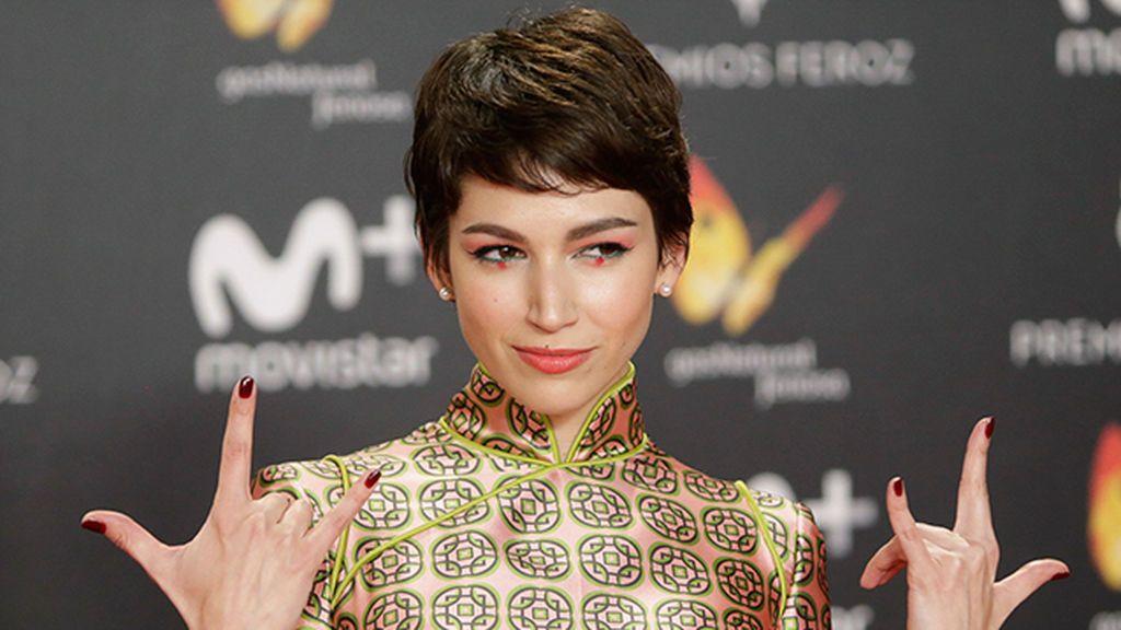 Dot eyes, la nueva tendencia de maquillaje que han puesto de moda vips como Úrsula Corberó