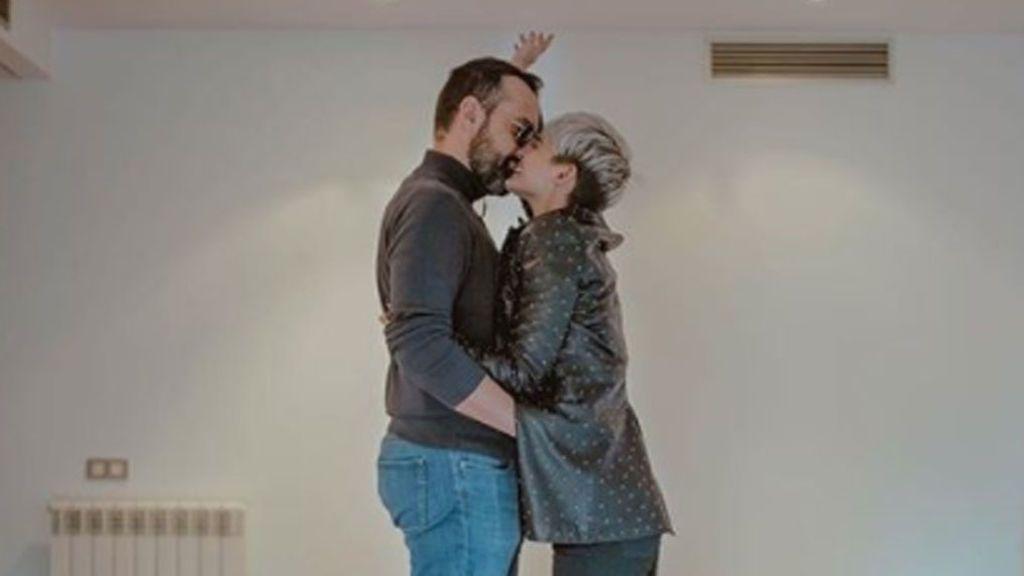 """Laura Escanes y Risto se mudan: """"Poder empezar esto juntos me hace muy feliz"""""""