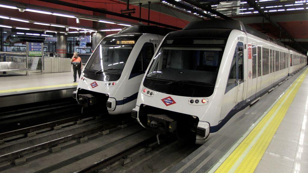 Detenido por agredir sexualmente a cinco chicas en menos de dos días a la salida del Metro de Opañel en Madrid