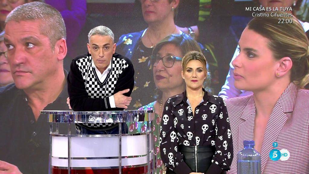 Kiko anuncia la boda de Gustavo y María Lapiedra... ¡y les regala el convite!
