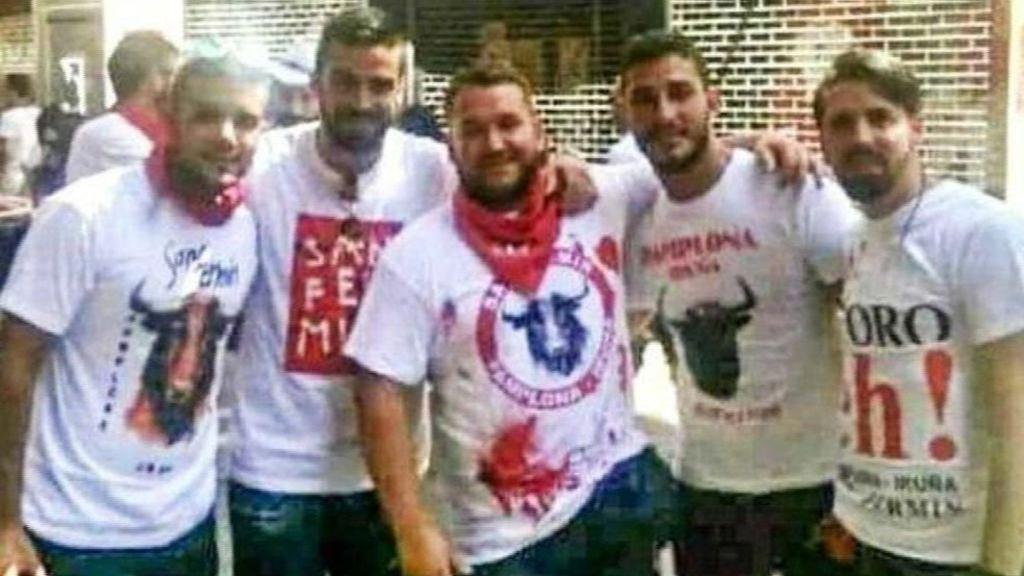 Tres miembros de 'la Manada' se acogen a su derecho a no declarar por el caso Pozoblanco