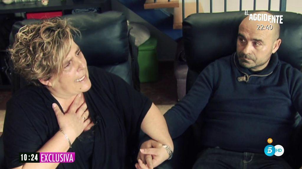 Exclusiva: entrevista a los padres de Calvo, uno de los detenidos de la Arandina