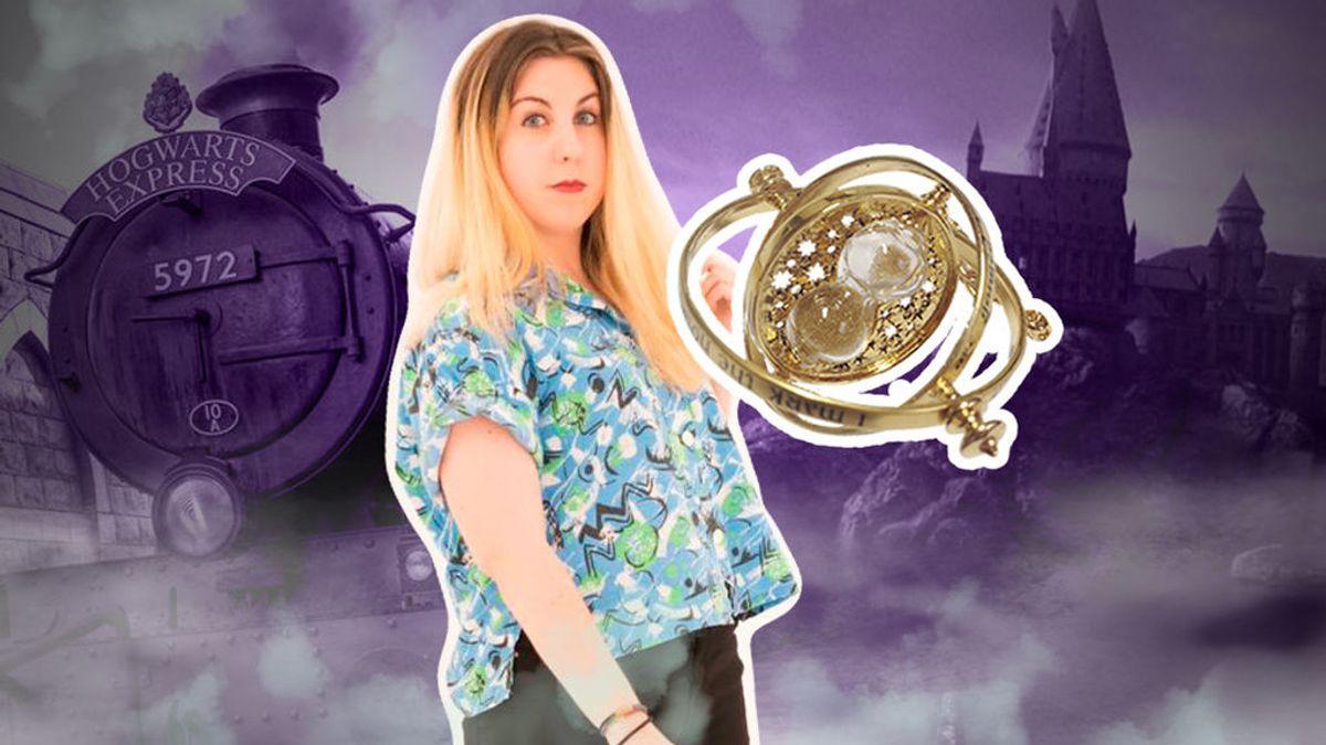 Hemos descubierto el secreto mejor guardado de Carolina Iglesias: ¡tiene un giratiempo!