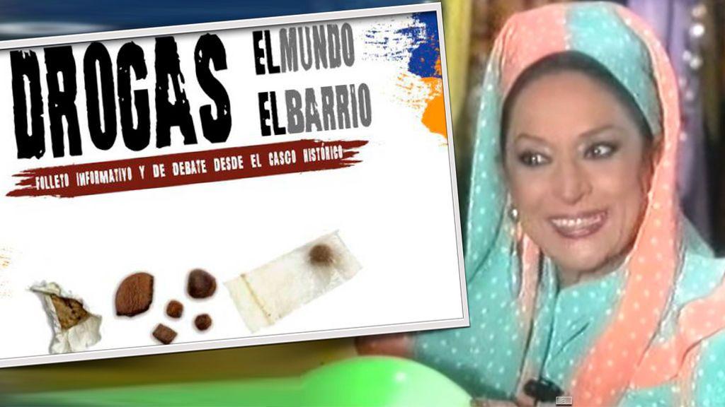 Lo del Ayuntamiento de Zaragoza ya lo predijo Lola Flores