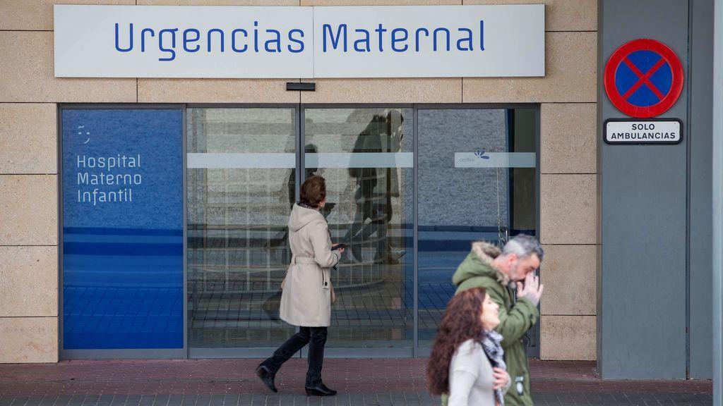 El bebé de la niña de 11 años que dio a luz en Murcia será sometido a una prueba de ADN