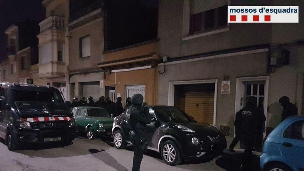 17 detenidos en Cataluña de la banda Ángeles del Infierno