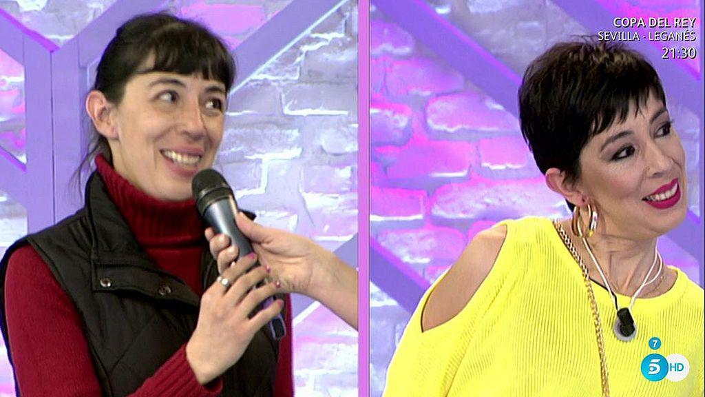 'Cámbiame cam': ¿Te ha gustado el cambio de Olga?