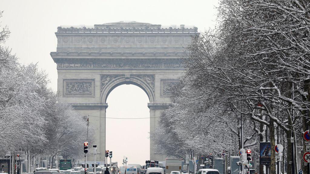París nevado