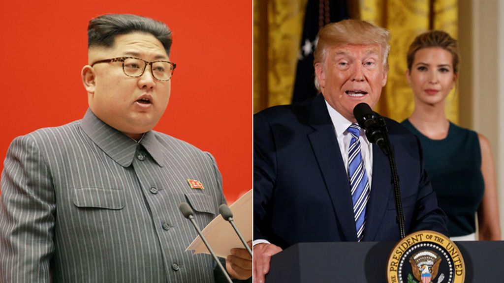 La hija de Donald Trump y la hermana de Kim Jong-un, juntas en los Juegos Olímpicos de Invierno