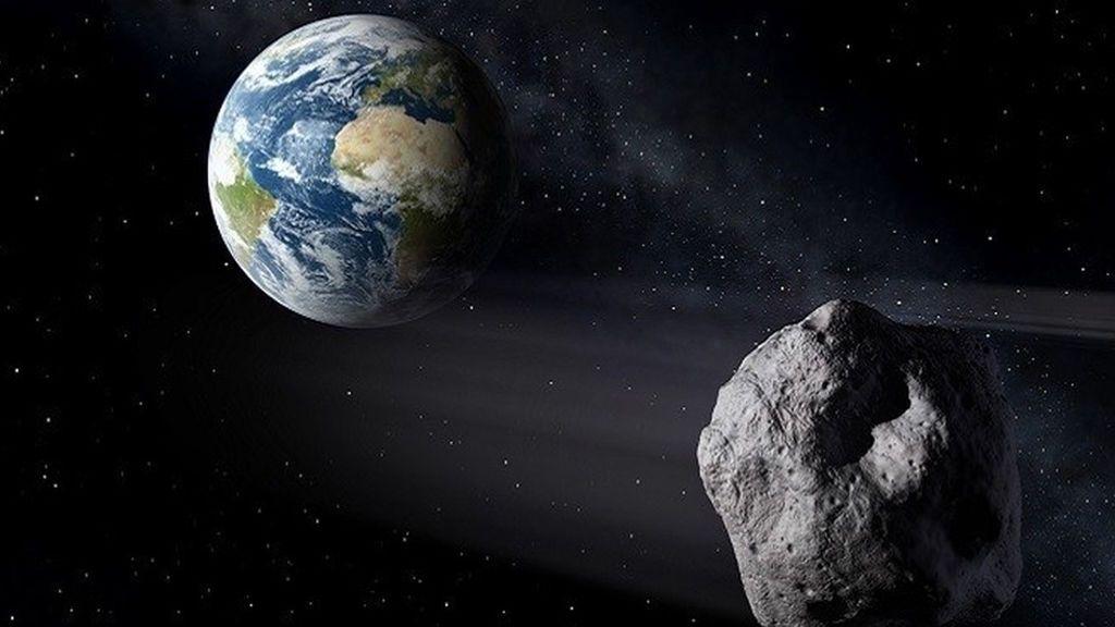 La NASA, en alerta ante un asteroide que pasará cerca de la Tierra este viernes