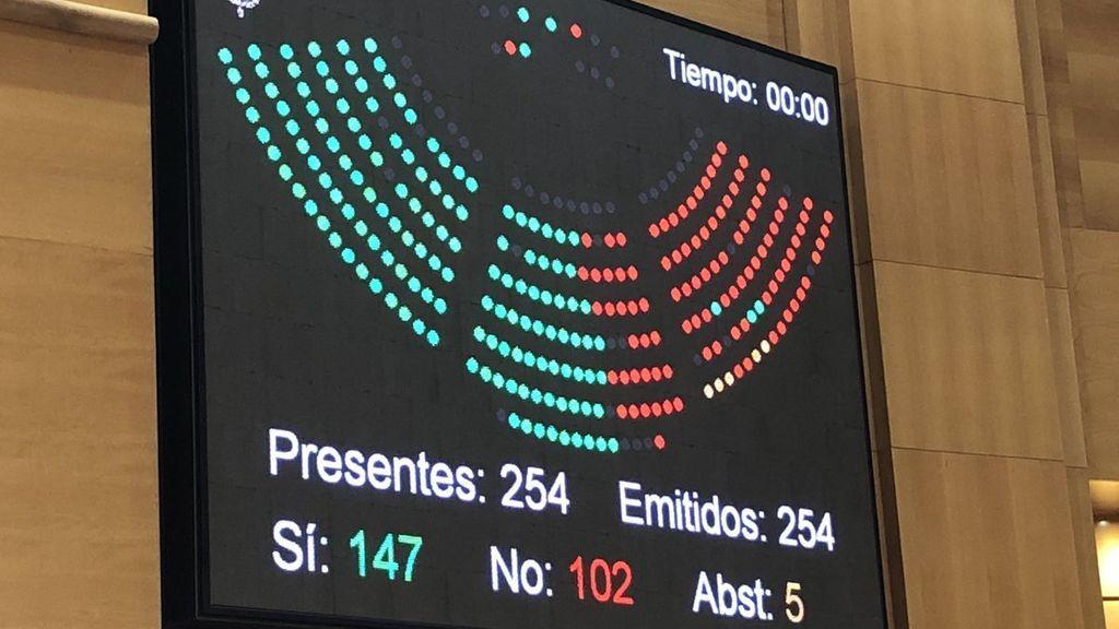 El PP aprueba en el Senado una moción en solitario en defensa de la prisión permanente revisable