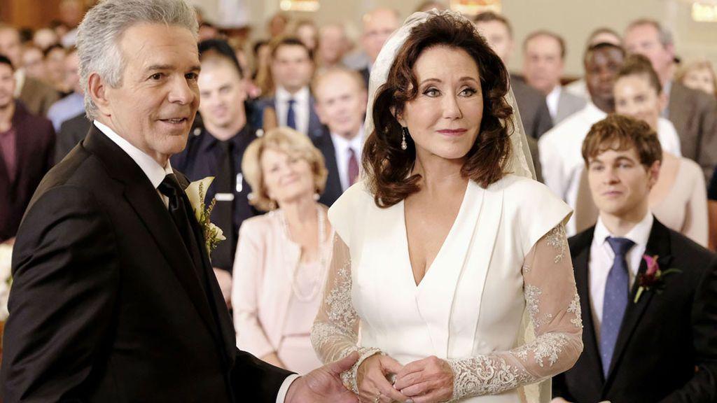 El evento 'Save The Date' se anticipa a San Valentín: bodas de serie con la comandante de 'Major Crimes' como eje principal