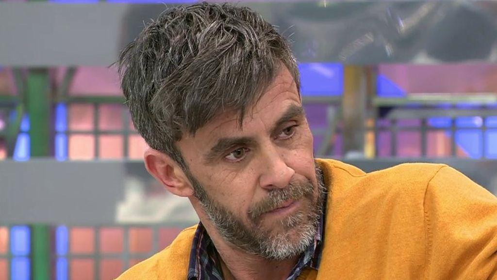 """Alonso Caparrós no cree que Claudia tenga """"anulado"""" a Manolo Santana"""