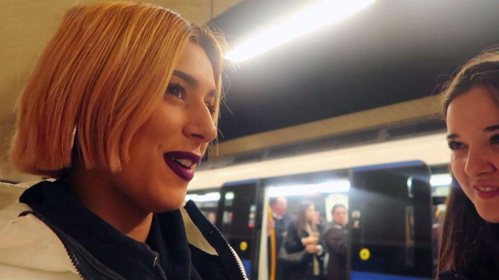 Bea supera sus miedos en el metro y Rodri la recompensa con un detalle MUY romántico