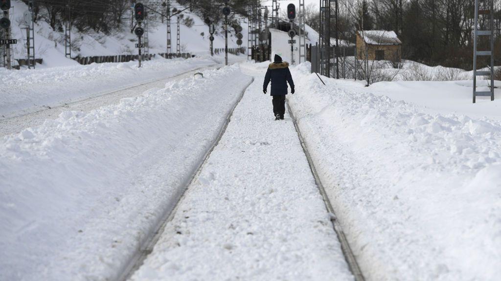 Un nuevo frente seguirá congelando España con frío, lluvia y nieve