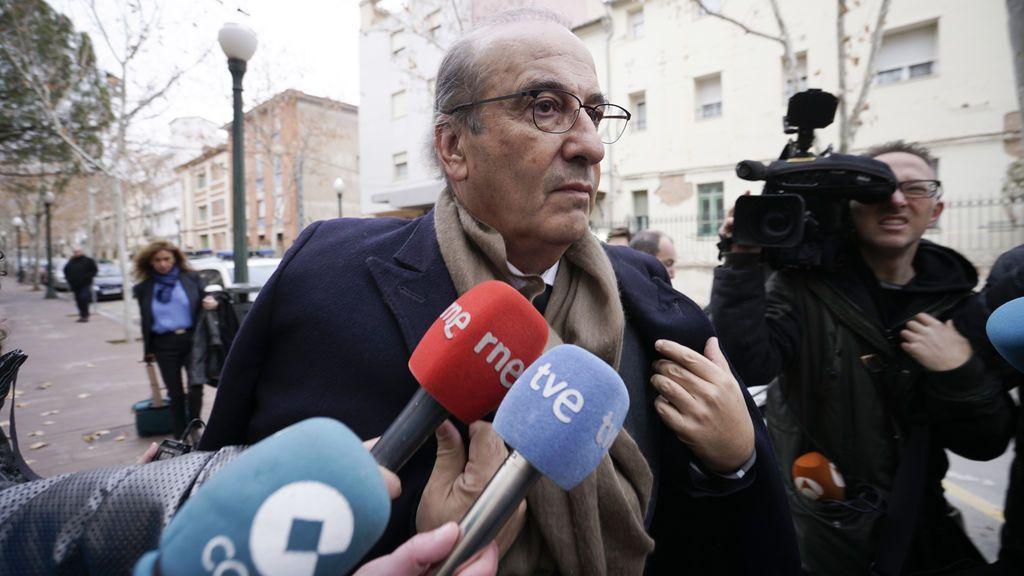 Francis Franco, condenado a 30 meses de prisión por embestir un coche de la Guardia Civil