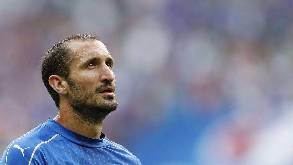 Chiellini echa la culpa de la eliminación de Italia... ¡A Pep Guardiola!