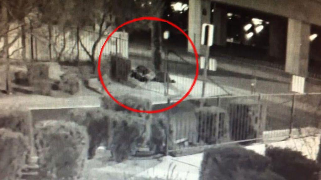Así mata el pistolero a los mendigos que duermen en las calles  de Las Vegas