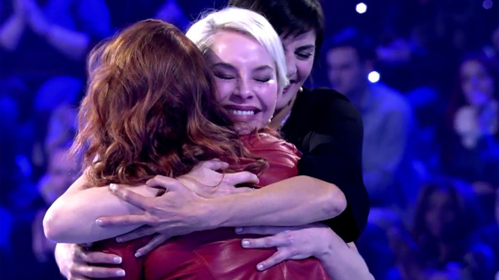 """Soraya sorprende a Belén: """"Te admiro por la fuerza que tienes, eres una heroína"""""""