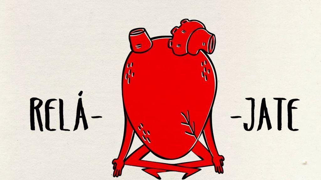 ¿Quieres tener un corazón sano? ¡realiza 15 minutos diarios de reflexión!