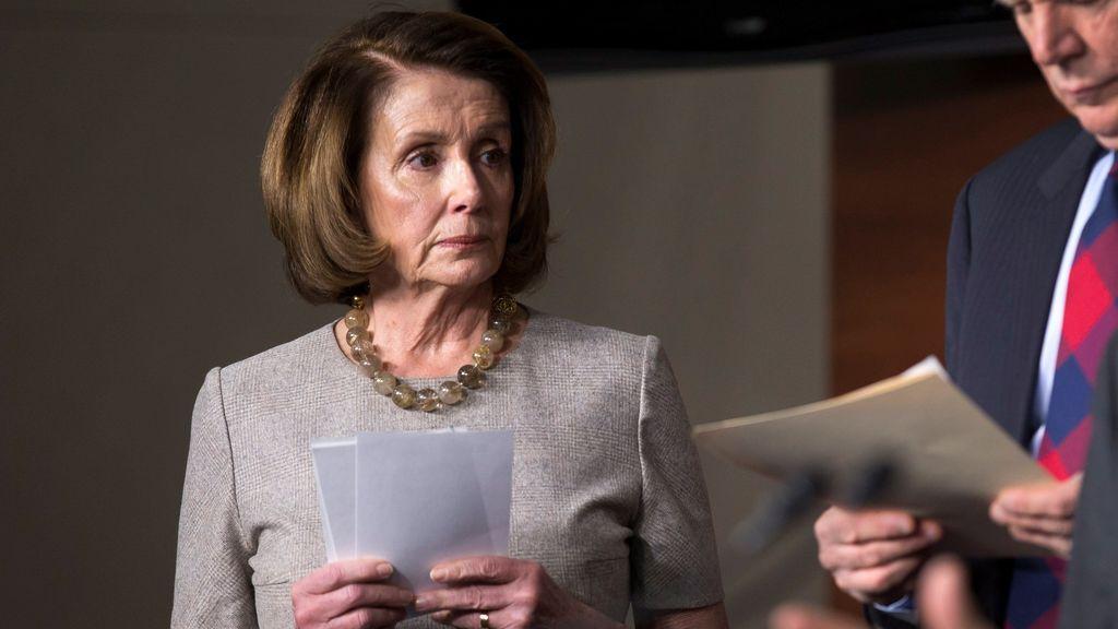 Discurso de récord, más de ocho horas hablando en la Cámara de Representantes