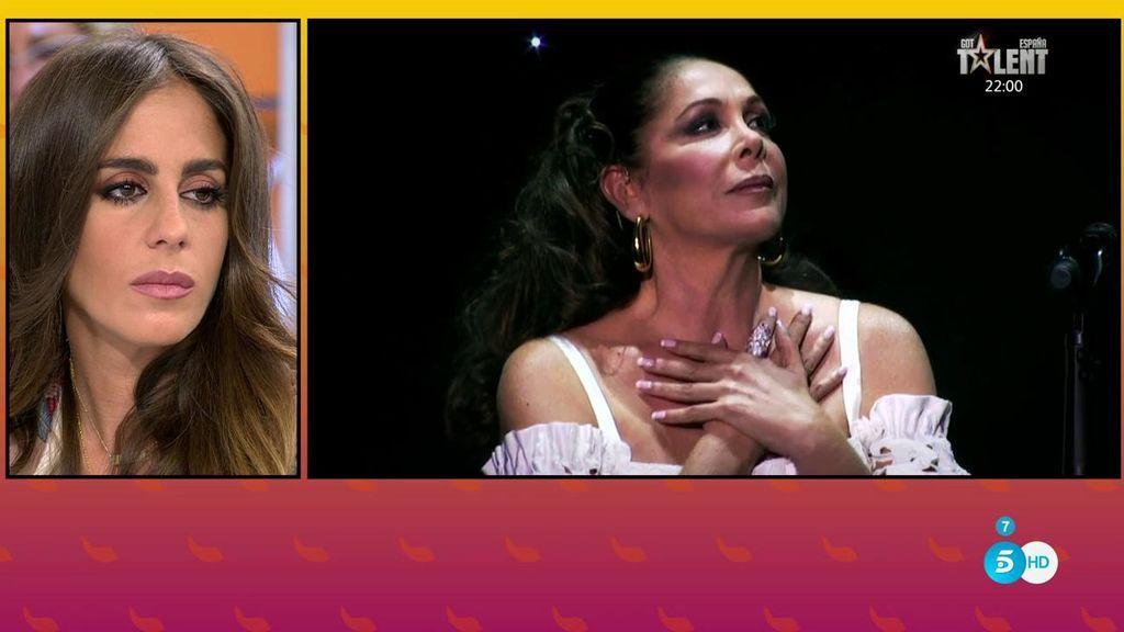 'Sálvame' investiga la cancelación del concierto de Isabel Pantoja