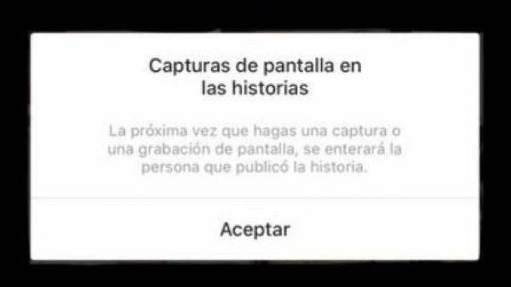 ¡Cuidado! Instagram ya notifica cuando se realiza una captura de pantalla en las historias