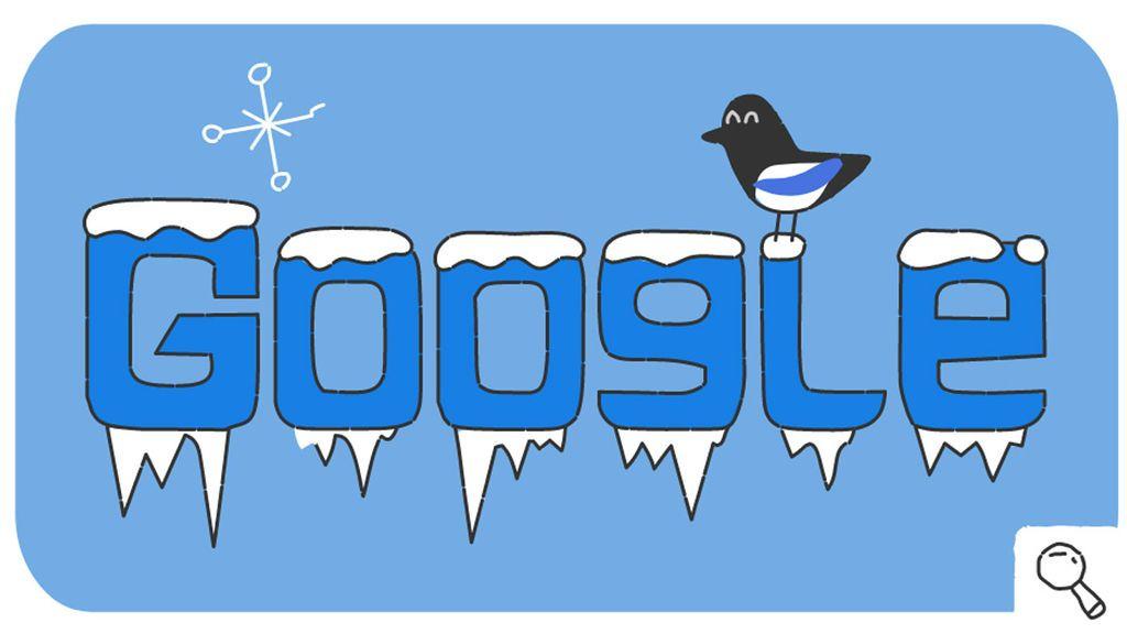 Google dedica su doodle a los Juegos Olímpicos de Invierno en Pyeongchang