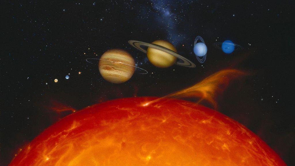 ¡A jugar! Adivina cuánto sabes de la meteorología del Sistema Solar
