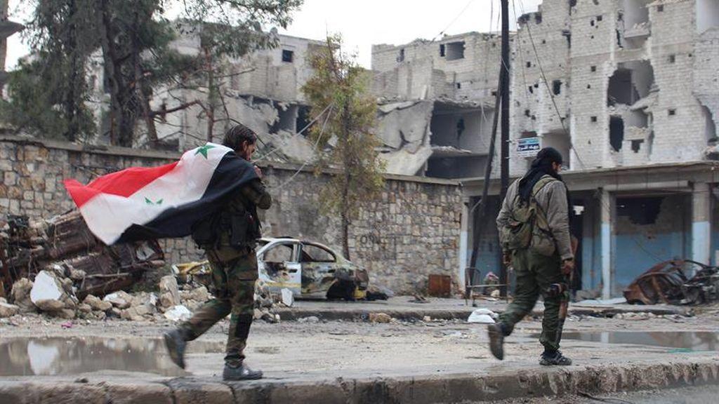 Al Assad anuncia la derrota total de Estado Islámico en las provincias de Hama y Alepo