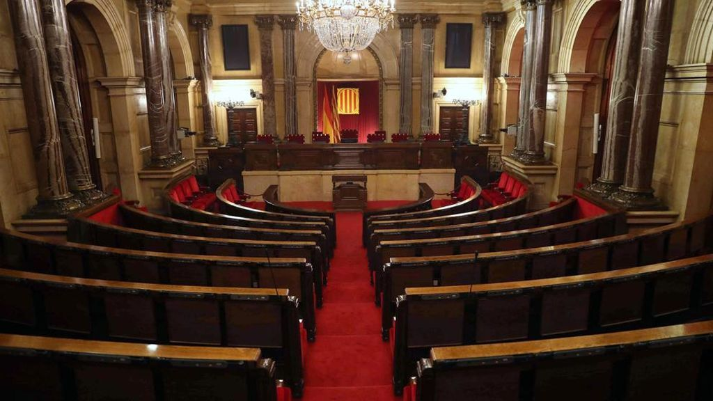 Los letrados del Parlament afirman que la cuenta atrás para la investidura no ha empezado